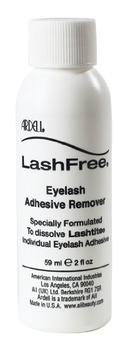 Ardell LashFree, 2-Ounce., Bottles (Pack of 2) by Ardell