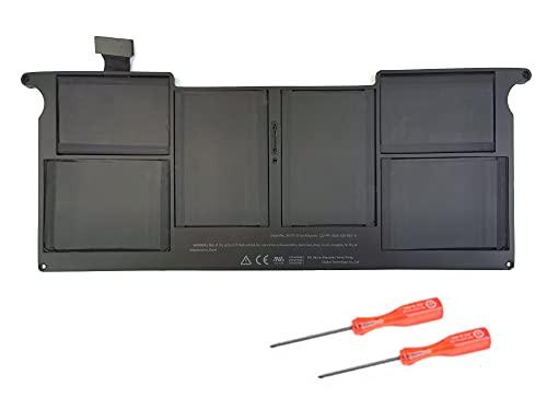 7xinbox 7.3V 35WH A1375 Repuesto Batería para Apple MacBook Air 11' A1370 MC506 MC505 MC506LL/A MC505LL/A 202-6920-A 2010 Year