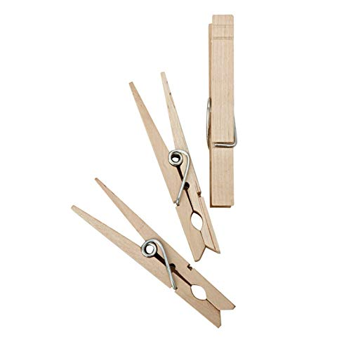 Image of HOMZ Clothes pin, 36 Count,...: Bestviewsreviews