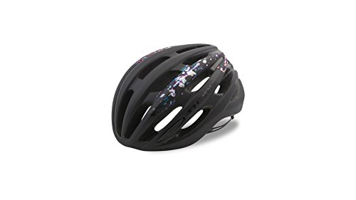 Giro Foray Bicicleta Casco, Todo el año, Unisex, Color Mat Black Breakaway, tamaño Medium