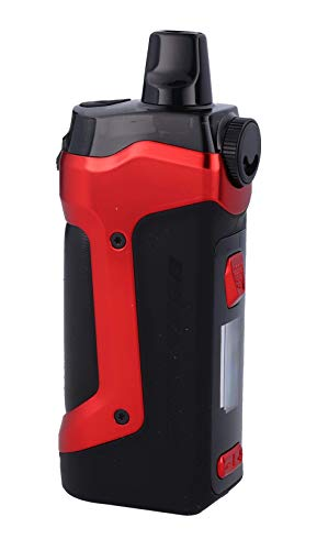 GeekVape Aegis Boost Plus E-Zigaretten Set | Pod-System | 40W | 5,5ml | subohm-fähig - Farbe: rot