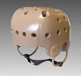 Soft Shell Helmet - Tan, Medium