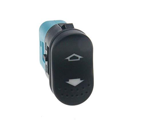 Be In Your Mind - Botón de interruptor de control de ventana eléctrico compatible con Transit MK7