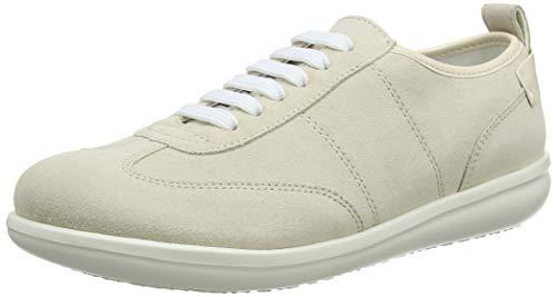 Geox Damen D JEARL D Sneaker, Beige (Cream C5002), 37 EU