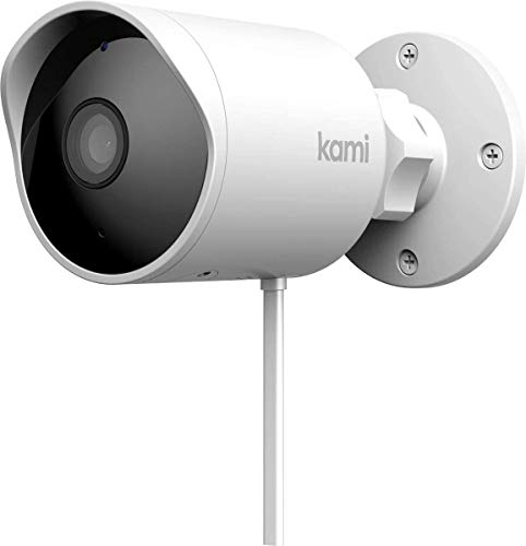 KAMI - Telecamera di sorveglianza esterna con cavo H31