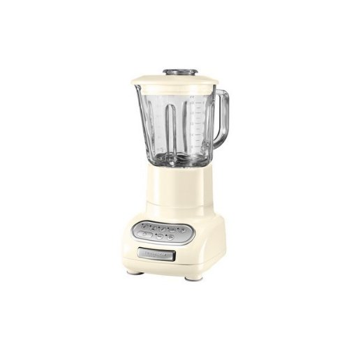 Kitchenaid 5KSB555EAC Tritatutto, linea Artisan, colore: Crema