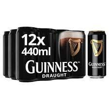 Guinness Irisches Bier, Draught - Stout...