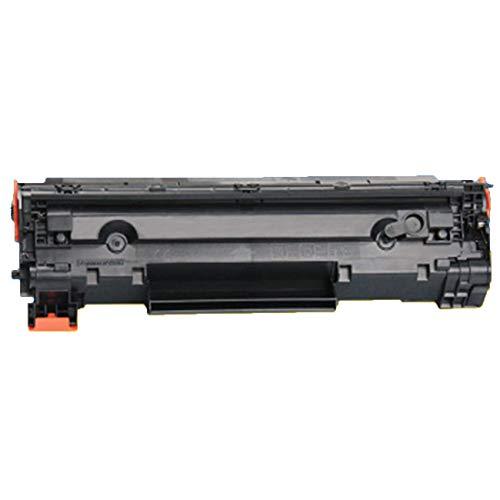 MHUI Reemplazo de Cartucho de tóner Compatible para HP 85A CE285A para Impresora HP P1102 P1102W M1132 M1212NF M1214NFN con Chip Negro