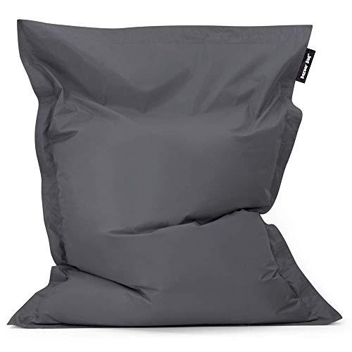 Bazaar Bag - 180cm x 140cm, Poltrona Sacco Gigante – Poltrone Sacco da Interno ed Esterno - Perfetta Sia in Casa Che in Giardino