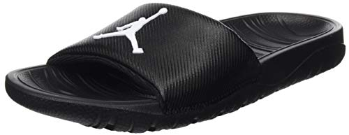 Nike Jordan Break Slide (GS), Scarpe da Ginnastica, Black/White, 37.5 EU