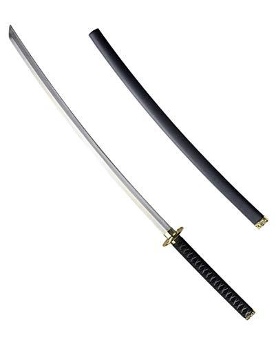 Horror-Shop Samurai Langschwert Katana als Kostümzubehör