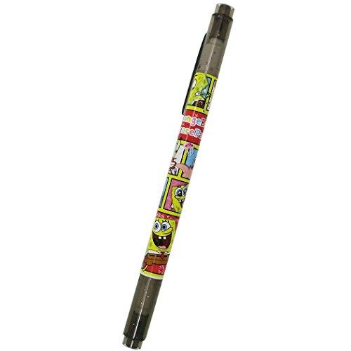 スポンジボブ[油性黒サインペン]名前ペン/ブロック
