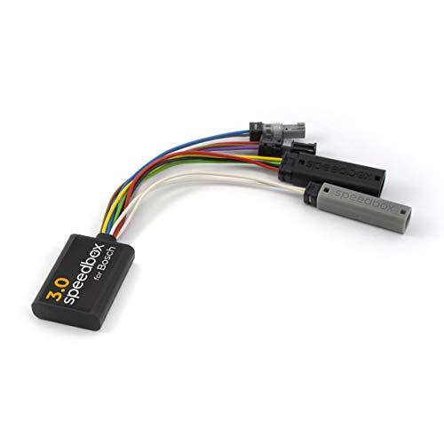 SpeedBox 3.0 für Bosch Ebike Tuning, Schwarz, S