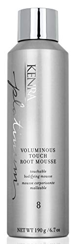 Kenra Platinum Voluminous Touch Root Mousse 8, 6.7-Ounce