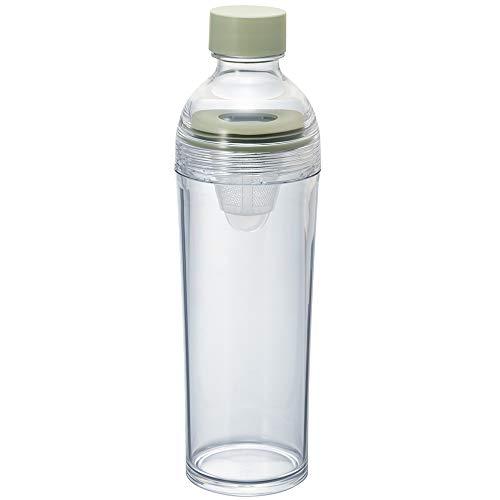 Hario Cold Brew Teeflasche 400ml Rauchgrün