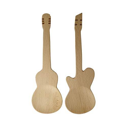 mugesh Salatbesteck Gitarren