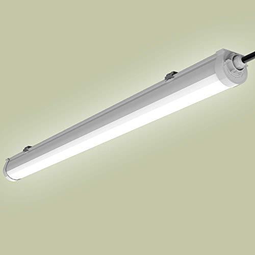 Engel LED Feuchtraumleuchte Exton Standard 2600lm 20W IP65 | hohe Effizienz mit 130 lm/W | Widerstandsfähige 60cm LED Feuchtraumleuchte | Neutralweiß 4000K [Energieklasse A+]