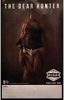 Dear Hunter - Concert Promo Poster