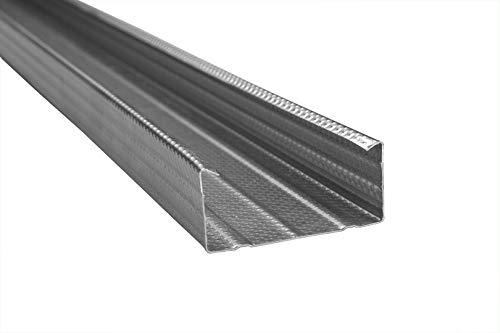 10 Meter | CD Profil | Trockenbau | Decken Wandausbau | 60x27mm | Hexim | CD 60