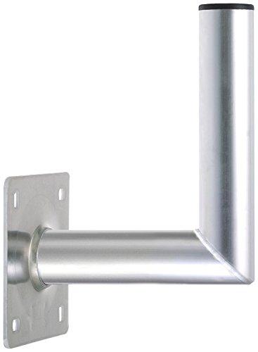 DUR-line WHA 20cm – ALU Wandhalter – SAT Wandhalterung für Satellitenschüssel