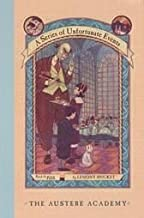 A Series of Unfortunate Events Book Set - Books #5-9 (The Austere Academy, The Ersatz Elevator, The Vile Village, The Host...