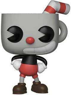 Funko POP! Games: Cuphead - Cuphead (styles may vary)
