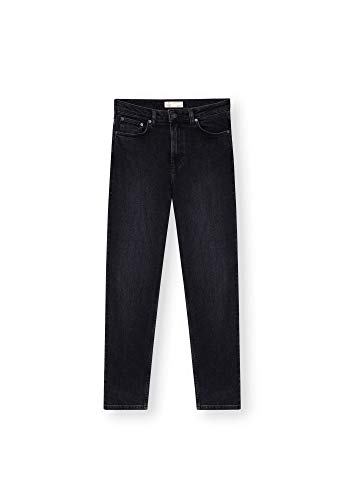 ThokkThokk Mom Cropped Bio-Jeans