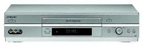 Sony SLV-N750 Full Chassis 4-Head Hi-Fi VCR