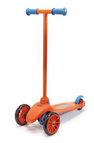 little tikes Lean to Turn Trottinette Orange/Bleu