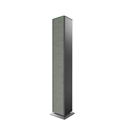 Energy Tower 2 Style Altoparlante a torre bluetooth (25 W, Riproduttore MP3 USB/MicroSD, Line-in) Oporto