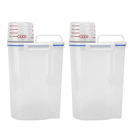 2 piezas de plástico grueso Prevención de insectos Caja de