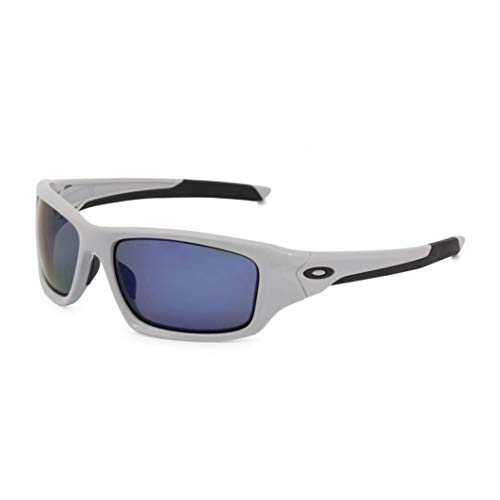 Oakley Valve Polarized Sunglasses Grey/Blue