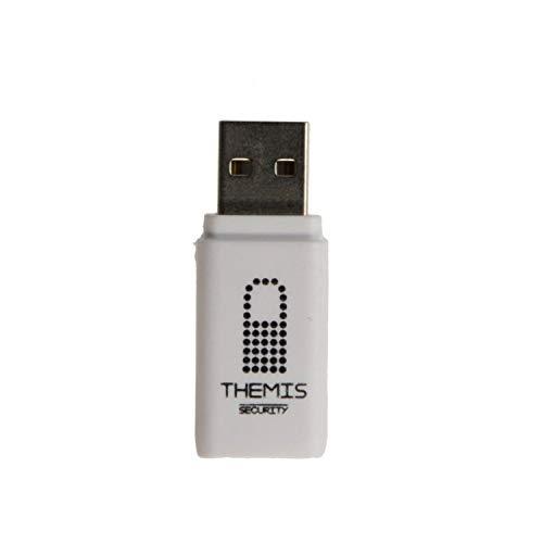 THEMIS Security USB Daten Blocker Smart Charger geeignet für Android und iOS Geräte