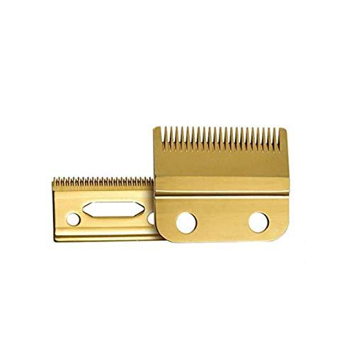 Professionele 2-gaats tondeuse # 2161-400-8148 met relaistand standaard. Compatibel met 5-sterren draadloze Wahl-serie Magic Clip Clipper (Gold-upgrade)