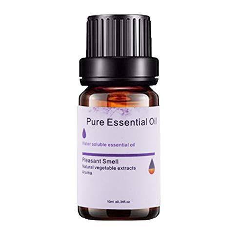 Preisvergleich Produktbild Wawer 6pcs / Set Ätherische Öle 10ml Aromatherapie Duftöl 100% Reine natürliche ätherische & Duftöle für Vielseitige Aroma Verwendung - Minze,  Orangenblüte,  Teebaum,  Rosmarin,  Lavendel,  Zitronengras