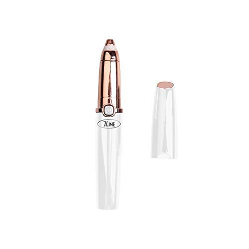 Rasoir visage femme - 7 line - Eclairage LED - Indolore - Mini format