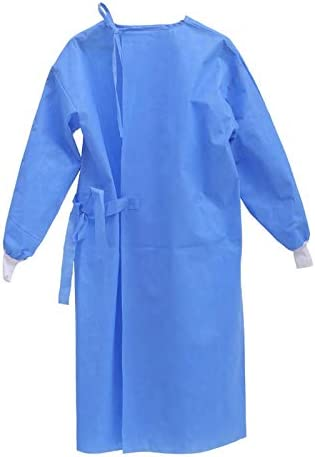 Level 3 Isolation Gown - GSM 20 43 Ranking TOP3 SB PP 5 ☆ very popular Non-woven Fabric