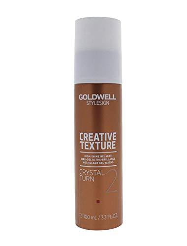 Goldwell Style Sign Crystal Turn Curl Gel Wax 100ml by Goldwell