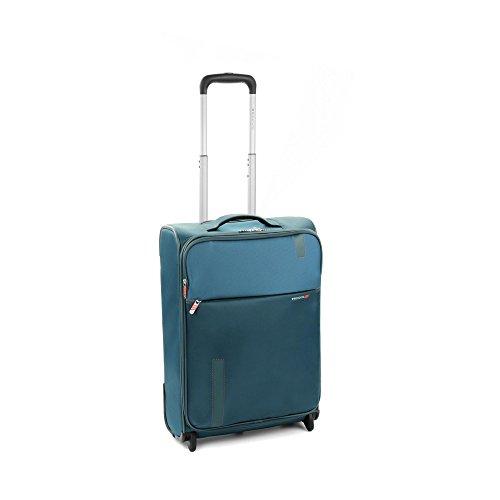 Roncato Speed Trolley Cabina 2 Ruote Blu, Misura: 55 x 40 x 20 cm