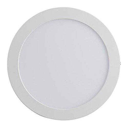 Hi Lite 1654002521 LED Einbauleuchte LED Panel MERAN 18W Weiß inkl. Leuchtmittel