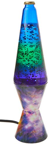 Schylling 2600 14.5-Inch Colormax Lava Lamp with Galaxy Decal Base