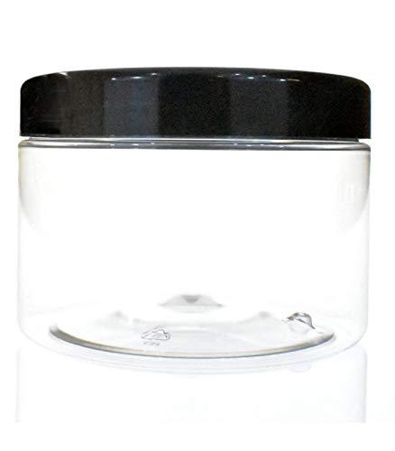 Pot plastique cristal 450 ml