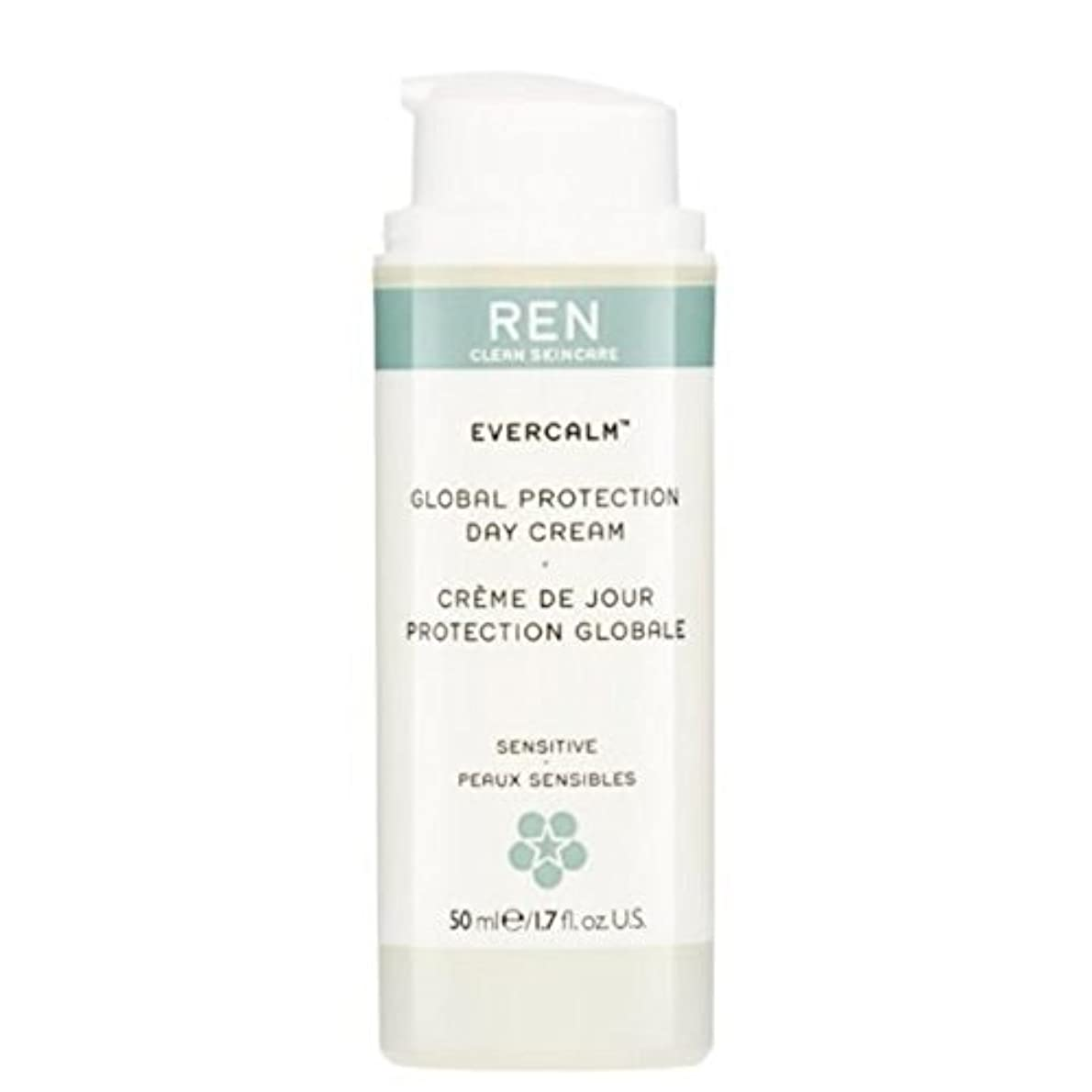 エリートバングラデシュ段落REN Evercalm Global Protection Day Cream (Pack of 6) - グローバルプロテクションデイクリーム x6 [並行輸入品]