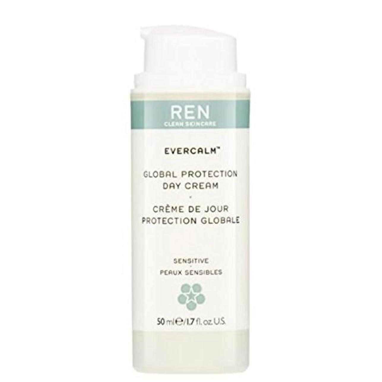 迷信月より平らなREN Evercalm Global Protection Day Cream - グローバルプロテクションデイクリーム [並行輸入品]
