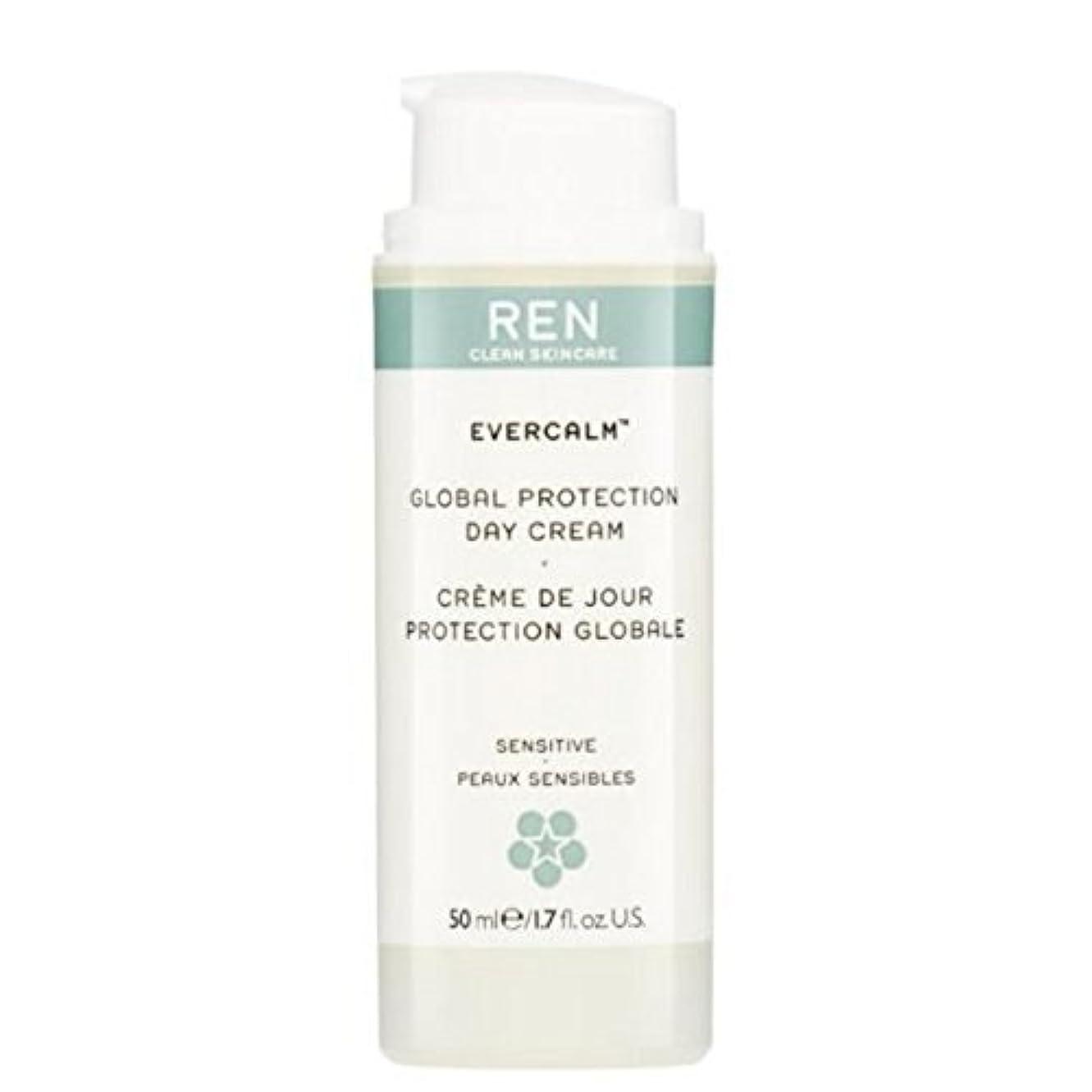背骨十一責REN Evercalm Global Protection Day Cream - グローバルプロテクションデイクリーム [並行輸入品]
