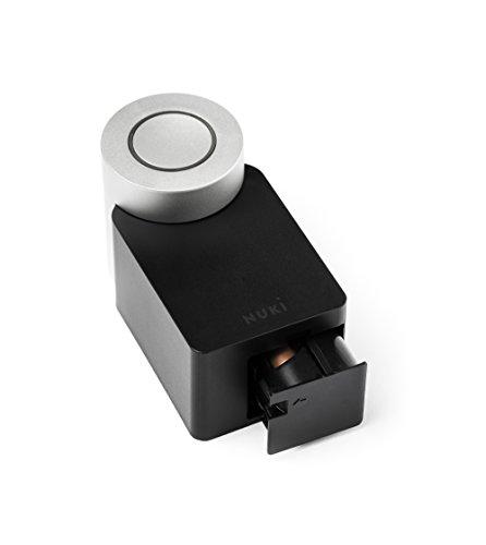 Nuki Smart Lock 2.0 - Apple HomeKit - Amazon Alexa - Google home - IFTTT - Elektronisches Türschloss mit Türsensor - Automatischer Türöffner mit Bluetooth, WLAN - für iPhone und Android - Smart Home - 11