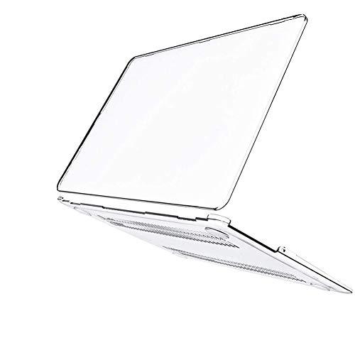 【2020 M1チップ搭載モデル向けの改良】AMOVO MacBook Air 13 用 ケース 2018-2020モデル 日本語配列キーボードカバー付(A2179) MacBookAir 13インチ 用 Retina display クリスタル 保護ケース 薄型 スリム 軽量 マックブックエアー A1932 A2179 A2337 対応 ハードカバー すり傷防止 汚れ対策 ケース+キーボードカバー