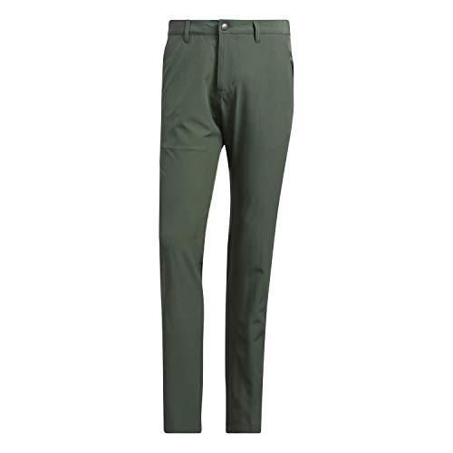 adidas Tapered Pant Pantalón Deportivo, Verde, 34-32 para Hombre