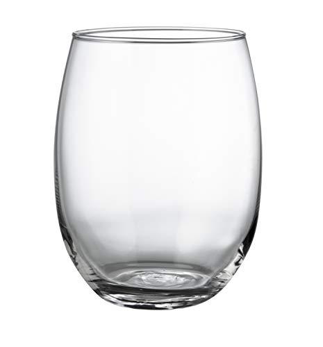 Copo Syrah 470 ml Vicrila - vidro temperado