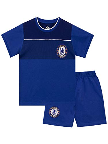 Chelsea FC Pigiama per Ragazzi Blu 7-8 Anni